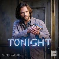Sam helps fight of vampires and werewolves in Thursday's episode of 'Supernatural.' (via @cw_spn on Twitter)