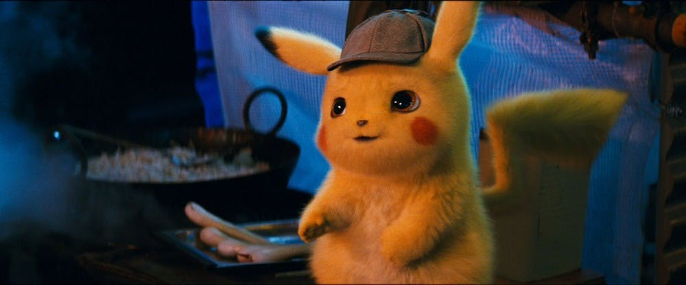 Film Review: 'Pokémon Detective Pikachu' doesn't just want to be the very best video game movie — it is