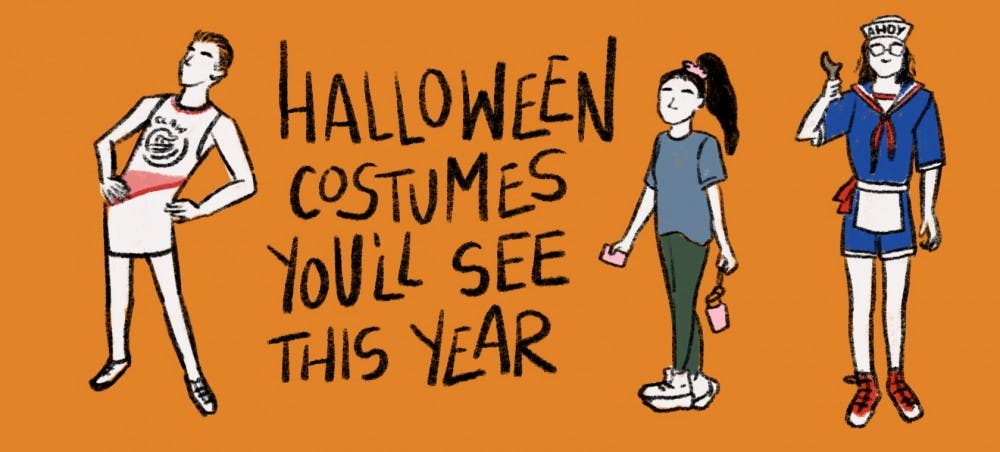 7 pop culture,inspired costumes to expect this Halloween