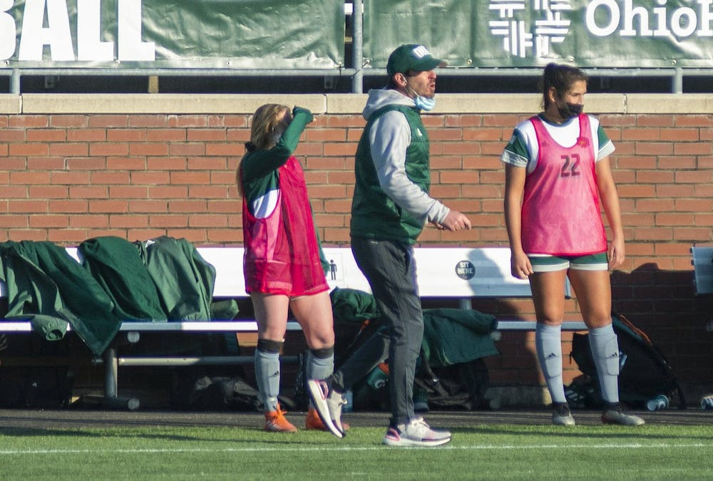 Soccer: Ohio looks to end the season on a high note with a pair of home matches