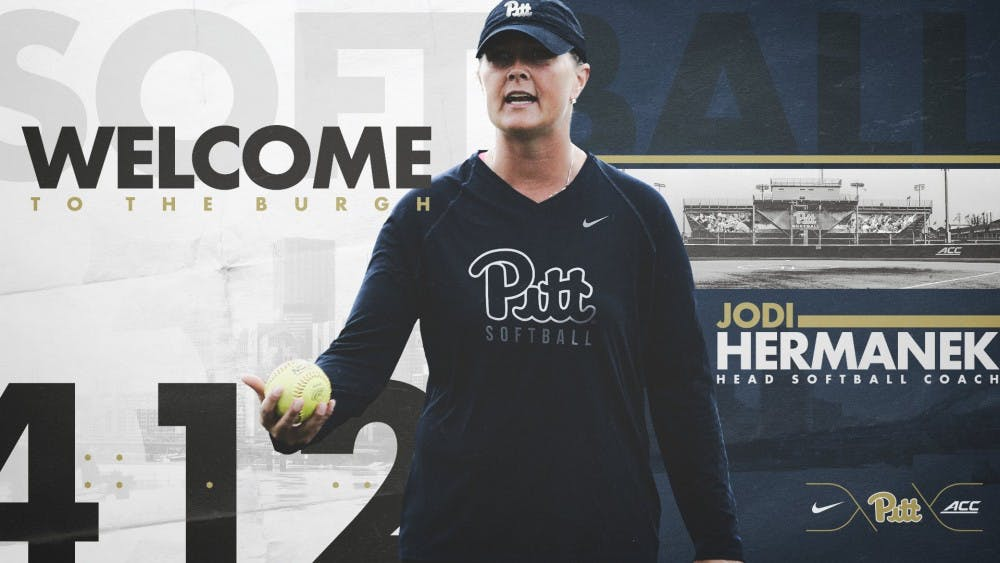 Softball: Hermanek accepts new position as Pitt's coach