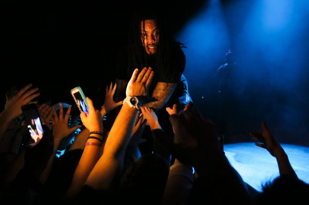 Weekender Briefs: See Waka Flocka Flame light up the stage; relax with some yoga at Little Fish