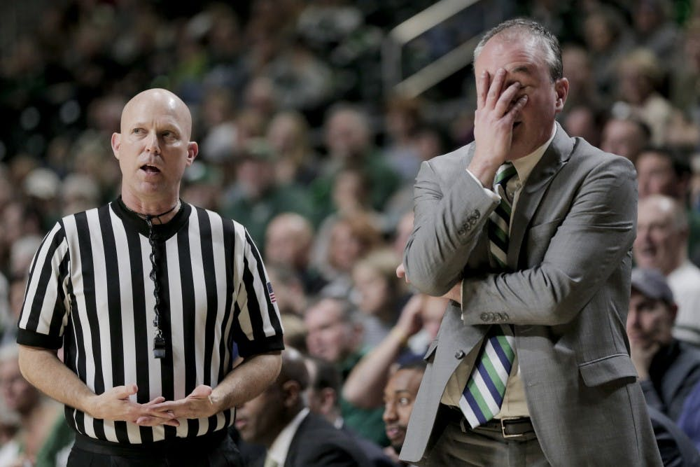 Men's Basketball: Black cloud over Ohio isn't moving anytime soon