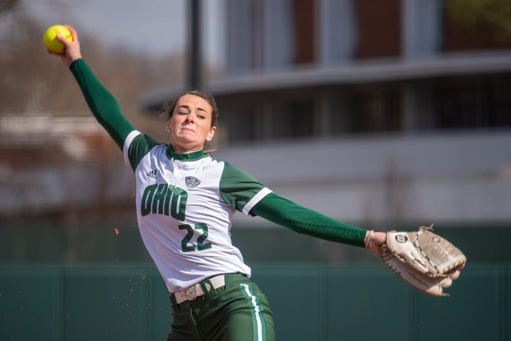 Softball: Five takeaways from Ohio's series with Northern Illinois
