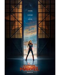 Marvel Studios released the first trailer for the female-led film 'Captain Marvel. (via @marvelstudios on Instagram)