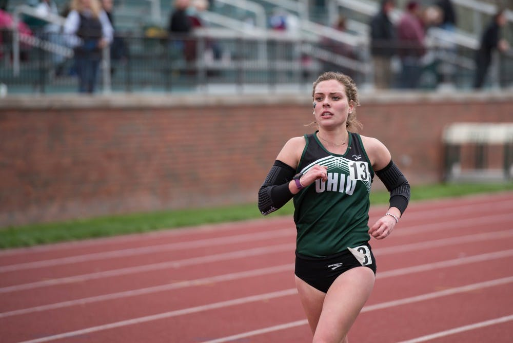 Track & Field: Ohio squares off with competitive fields in Raleigh and Cincinnati