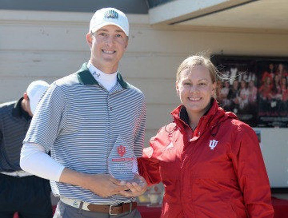 Men's Golf: Peyton White becomes first Bobcat to qualify for NCAA Regional since 2002