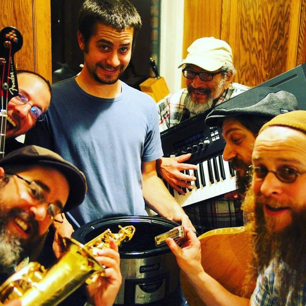 Hillel to host Jewish funk band from Pittsburgh at The Union on Thursday