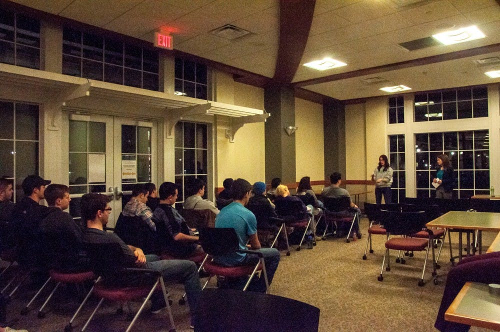 Student Senate holds forum before concealed carry referendum