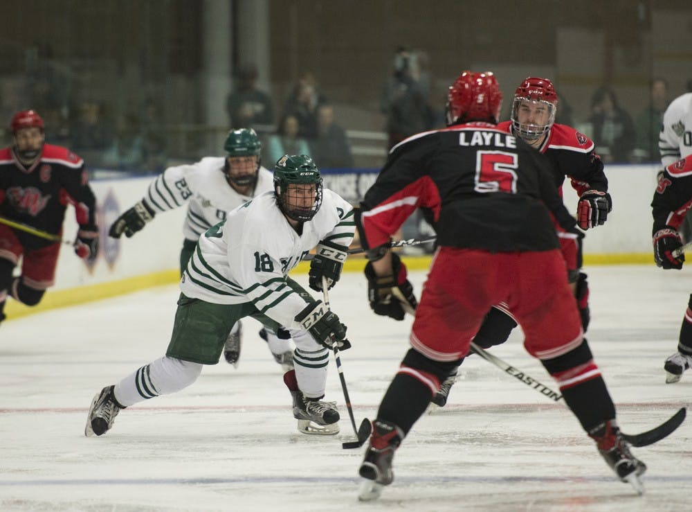 Hockey: Ohio finds 6-2 win over Delaware despite 'uninspired' performance