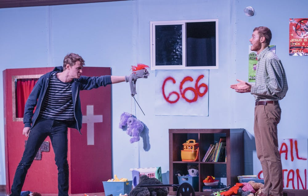 'Hand To God' performance shows struggles of communication through an evil puppet