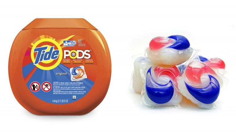Seriously, don't eat Tide Pods, even though they have become the best meme of January. (photo via knowyourmeme.com)