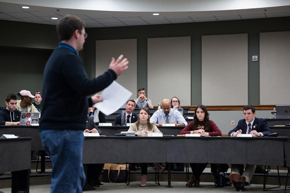 Student Senate: Body will discuss opposing proposed textbook initiative