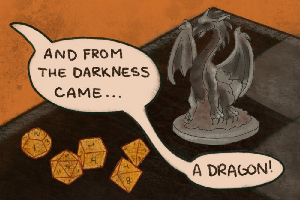 'Dungeons & Dragons' teaches life skills in a creative environment