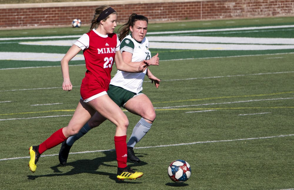 Soccer: Ohio notches second-straight win on the road at Kent State