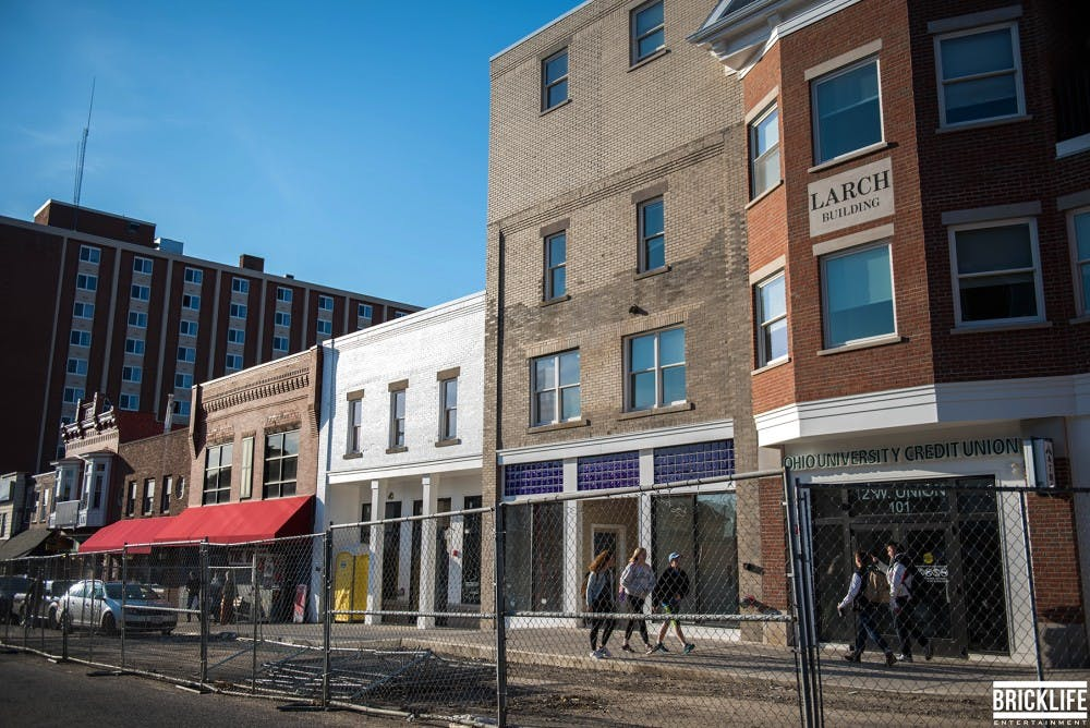 Union Street construction delayed after prospective tenant backs out