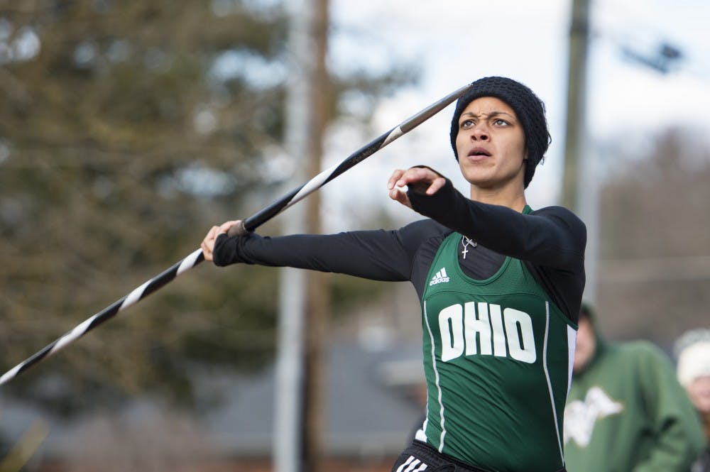 Track and Field: Ohio finishes sixth in the Thundering Herd Classic