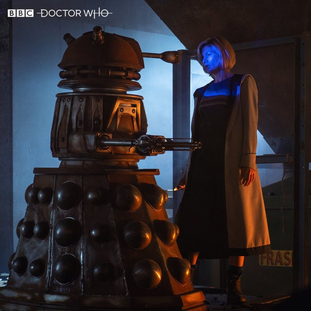 TV Review: The Daleks make a terrifying return in the 'Doctor Who' New Year's special