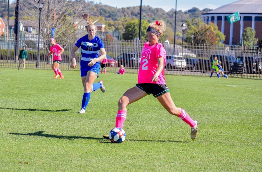 Soccer: Ohio unable to overcome its early mistakes in 2-0 loss to Buffalo