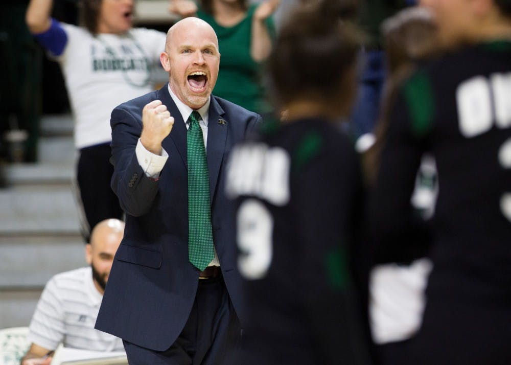 Volleyball: Deane Webb retiring from coaching