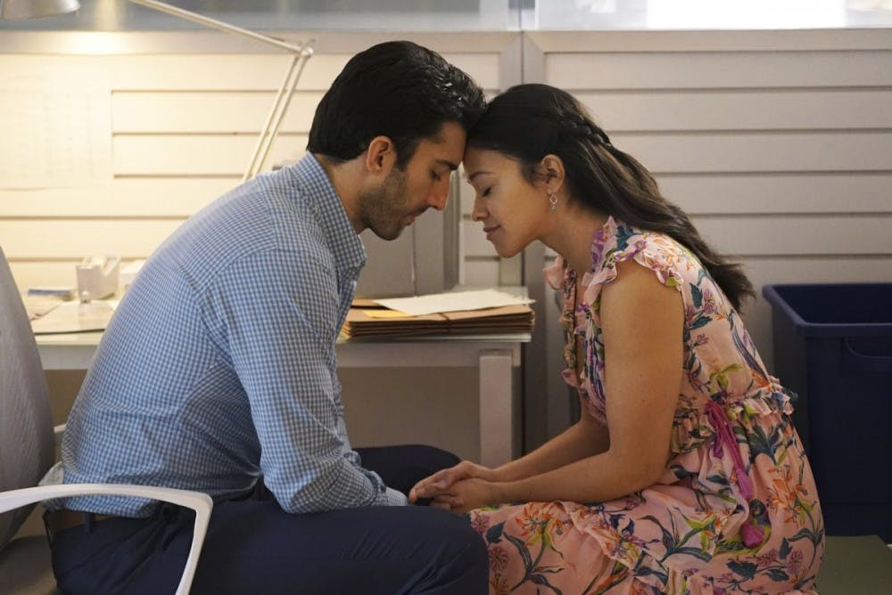 TV Review: Jane and Rafael are through denying their love for each other on 'Jane The Virgin'
