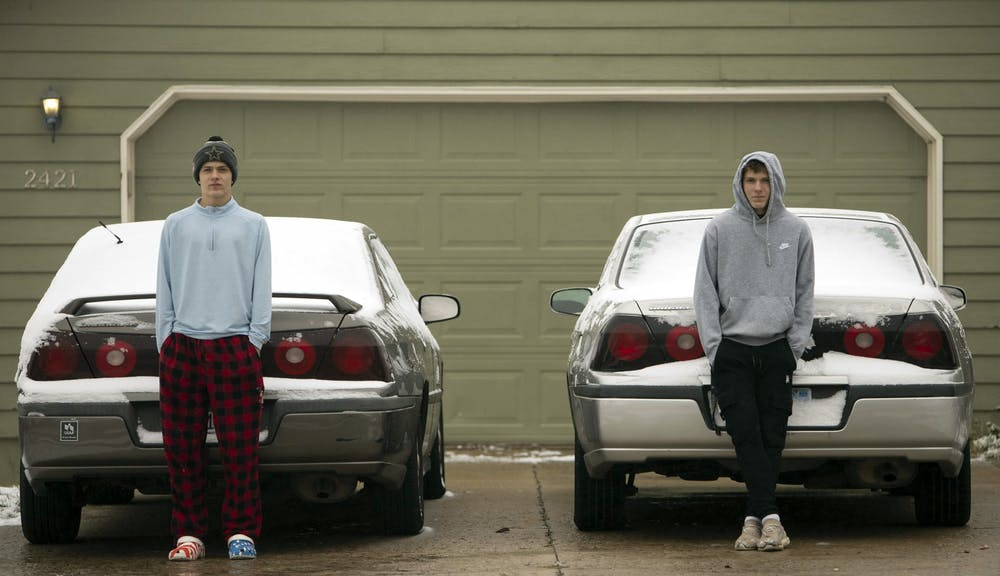 Opinion: Identical twins celebrate differences, but remain close in a changing world
