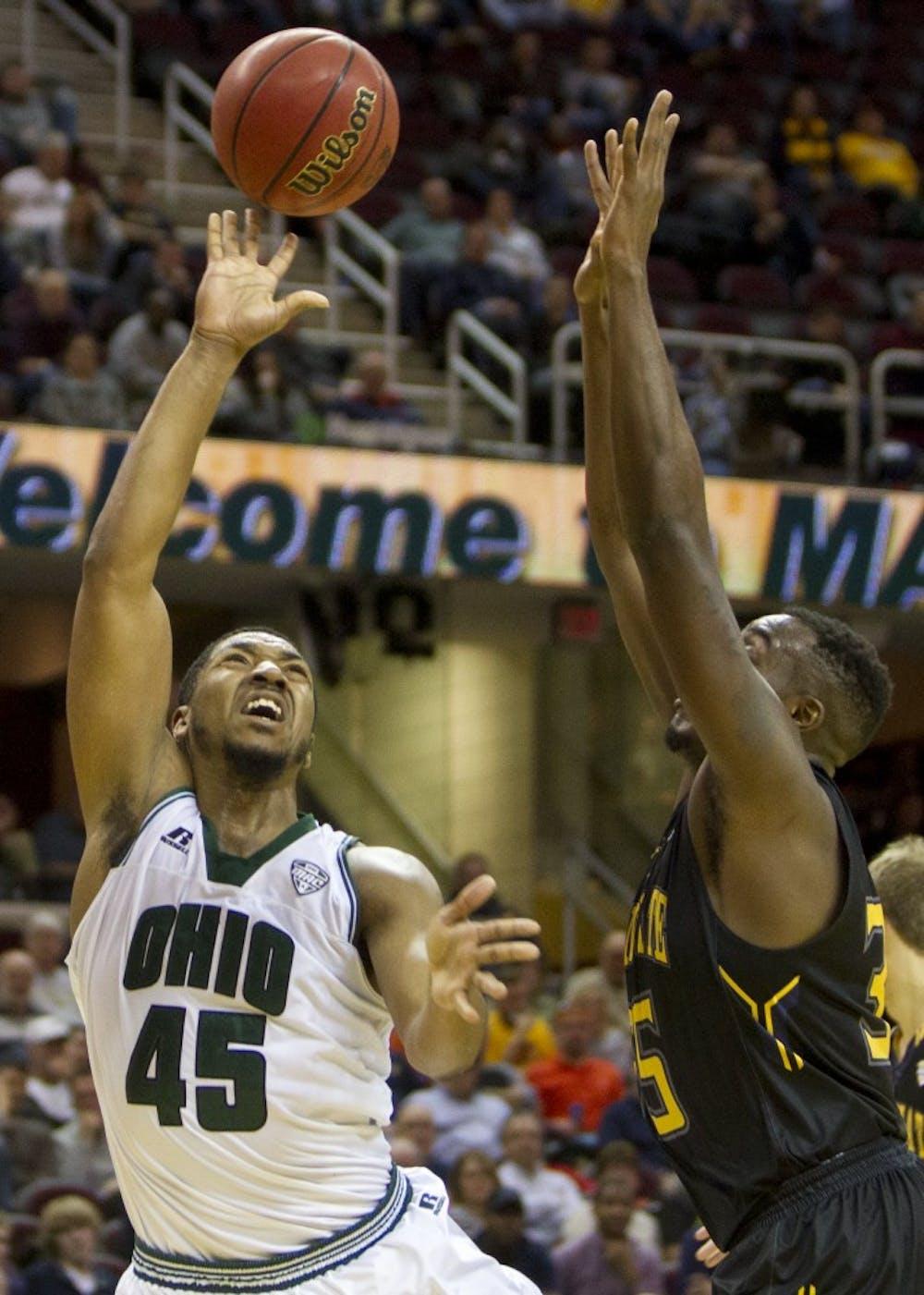 Men's Basketball: Doug Taylor brings interior presence to Bobcats