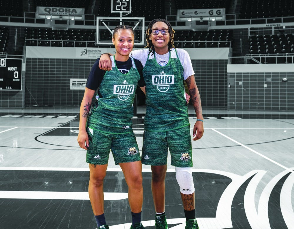 Women's Basketball: Hooks and Johnson make preseason MAC First Team