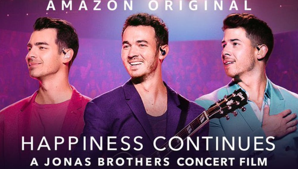 Twitter Reactions: Jonas Brothers' 'Happiness Continues' perfectly recaps its experience on tour