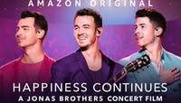 The Jonas Brothers dropped a surprise on Amazon with the release of their new documentary, Happiness Continues. (Photo provided via @archivesjonasb on Twitter)
