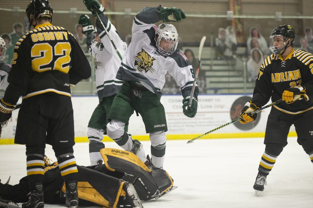 Hockey: instant reaction to Ohio's 5-2 loss to Adrian College