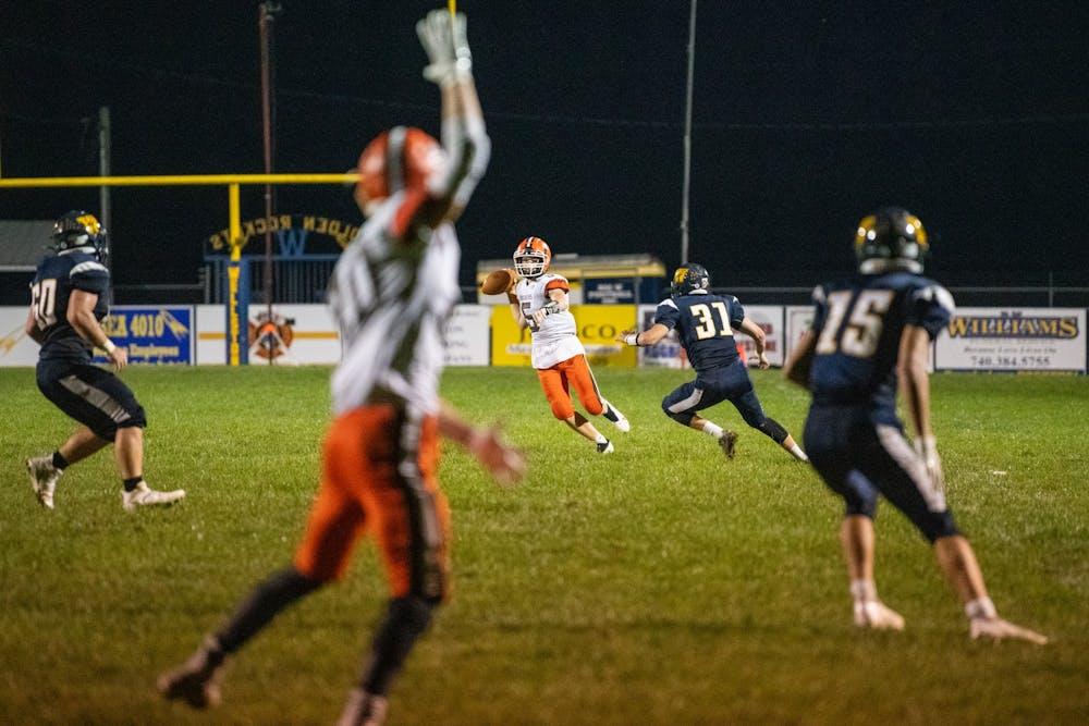 High School Football: Nelsonville-York falls to 0-2 at Wellston