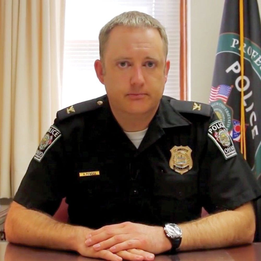 Ohio University Police chief addresses Baker Center arrests in email
