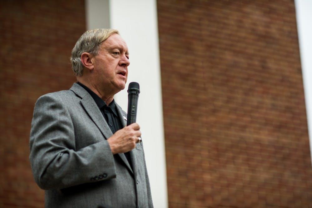 OU president denies former LGBT Center director's grievance