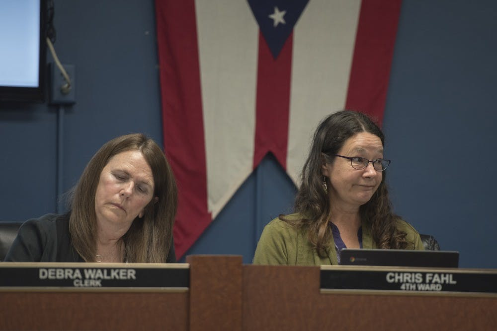 City Council: Members discuss use of fracking waste on roadways