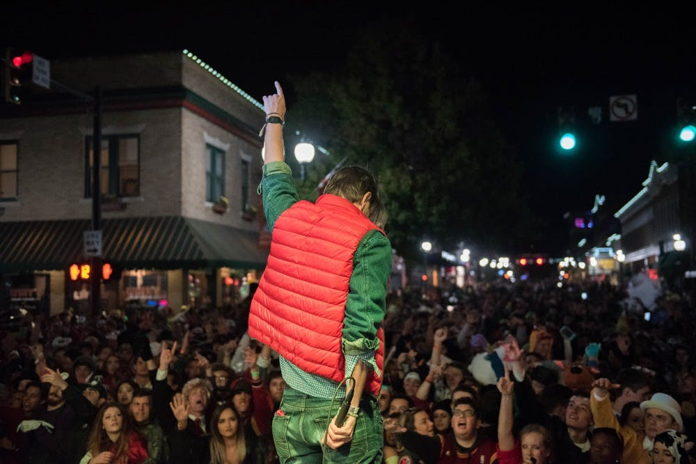 Athens Halloween Block Party will feature only one stage this year
