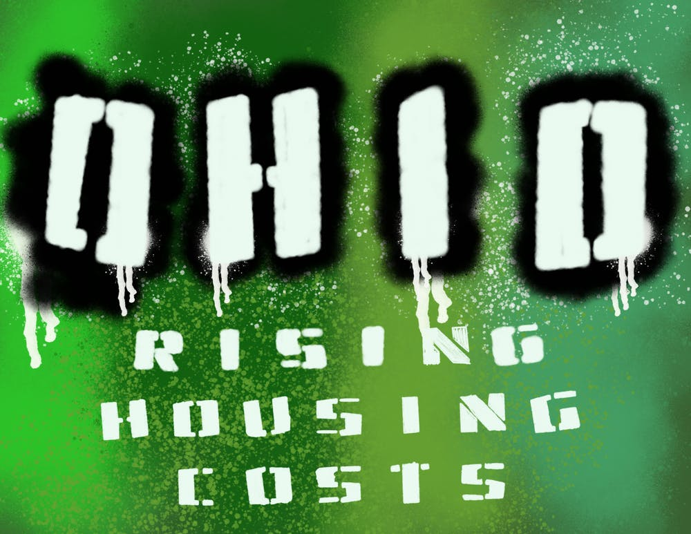 Ohio University's housing and dining rates to reflect time students spend on campus