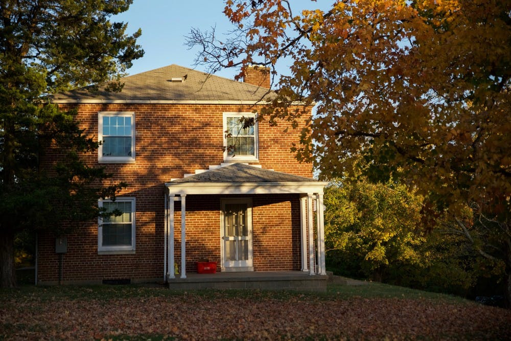 The Ridges serve as 'creepy' housing for visiting students and new faculty