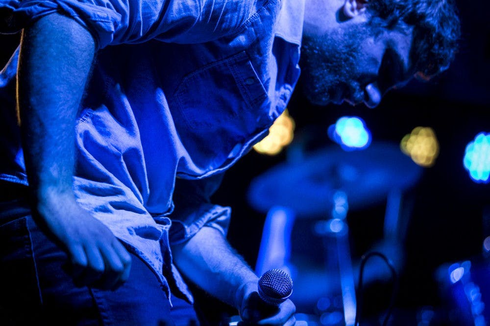 The 2015 Nelsonville Music Festival kicks off with dancing and a growing crowd