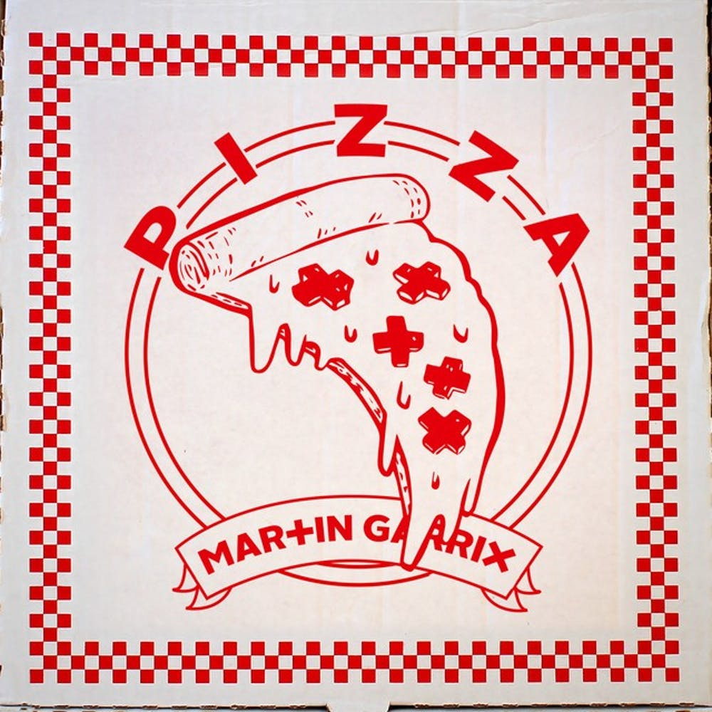 """Martin Garrix's new single, """"Pizza,"""" comes with extra strings"""