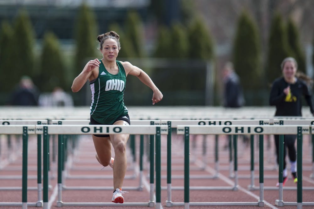Track & Field: Emily Deering secures MAC Championship bid in annual Jesse Owens Track Classic