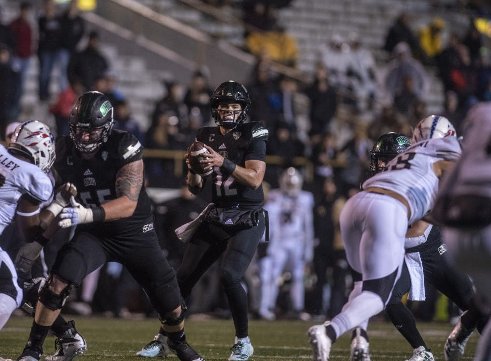 Football: Ohio will head to Frisco Bowl to face San Diego State