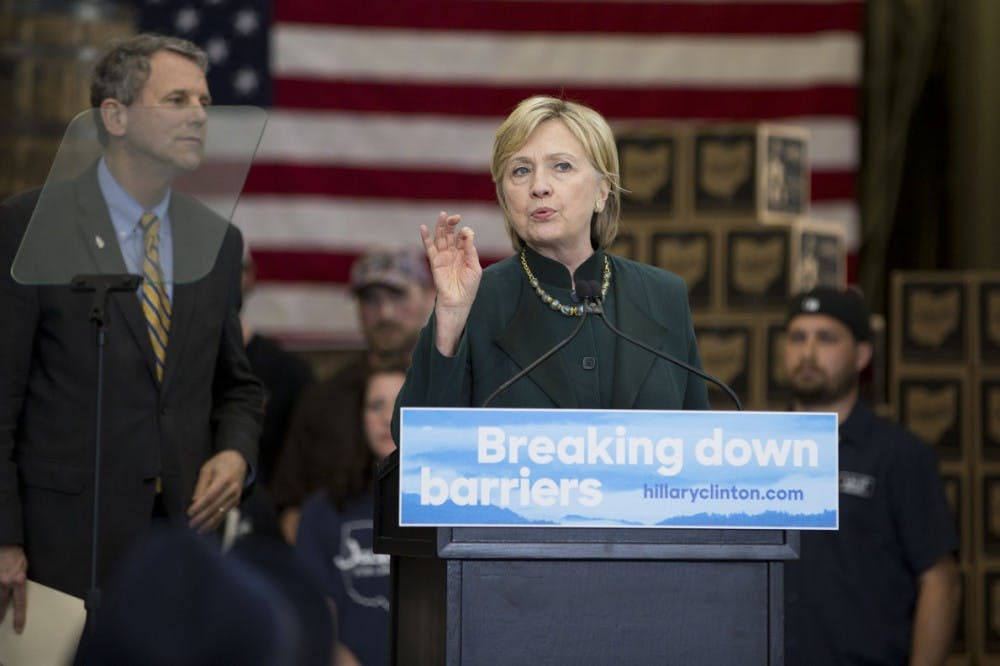 'Post' endorses Hillary Clinton for president and encourages everyone to vote