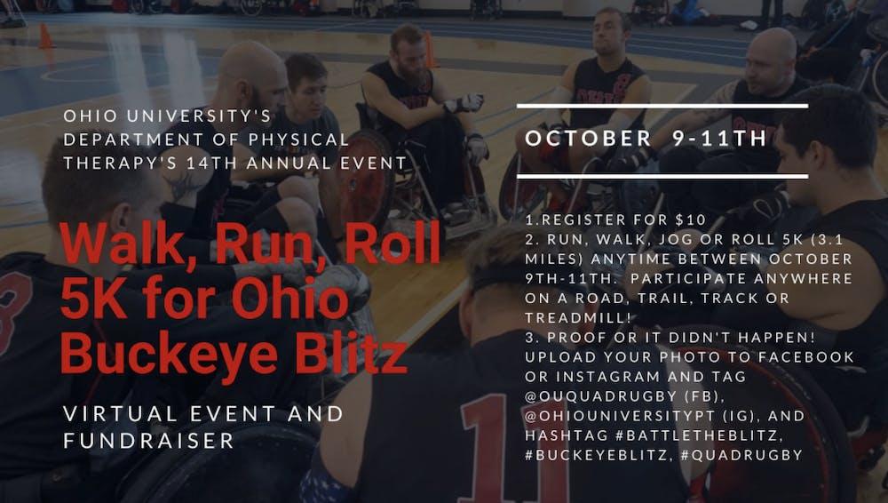 Walk, Run, Roll 5K fundraiser goes virtual