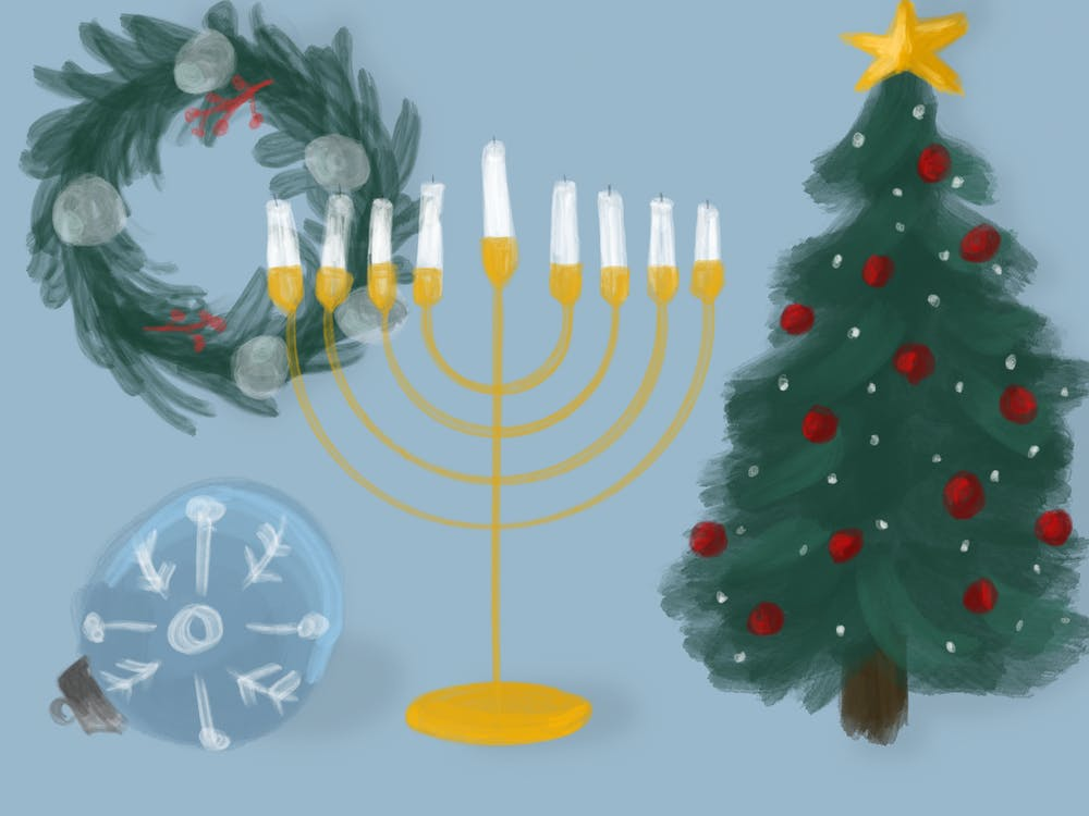 Athens residents reflect on a virtual holiday season