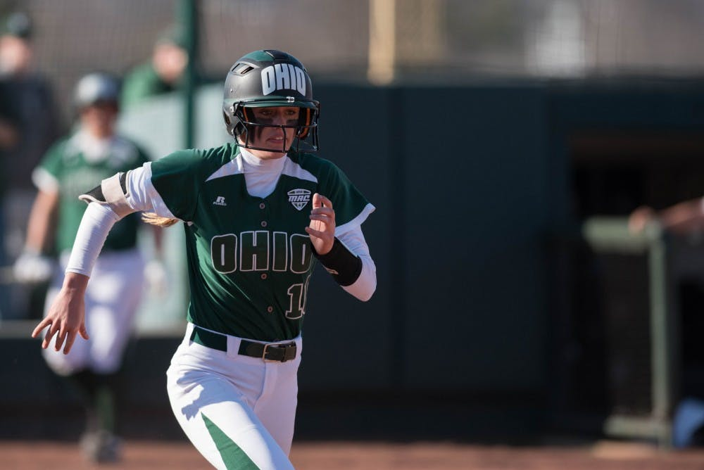 Softball: Ohio falls to Marshall in season's final non-conference game