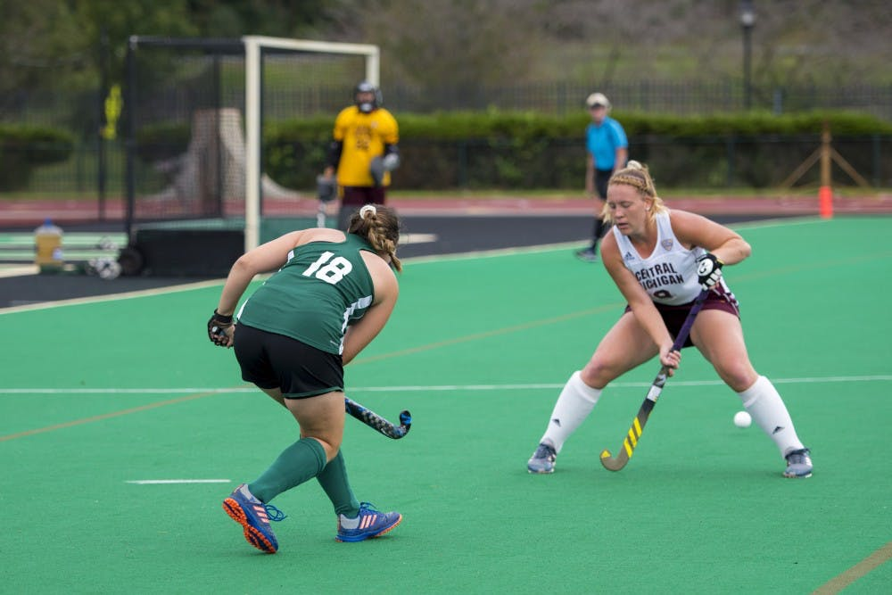 Field Hockey: Jillian Shive has thrived in her first year at Ohio