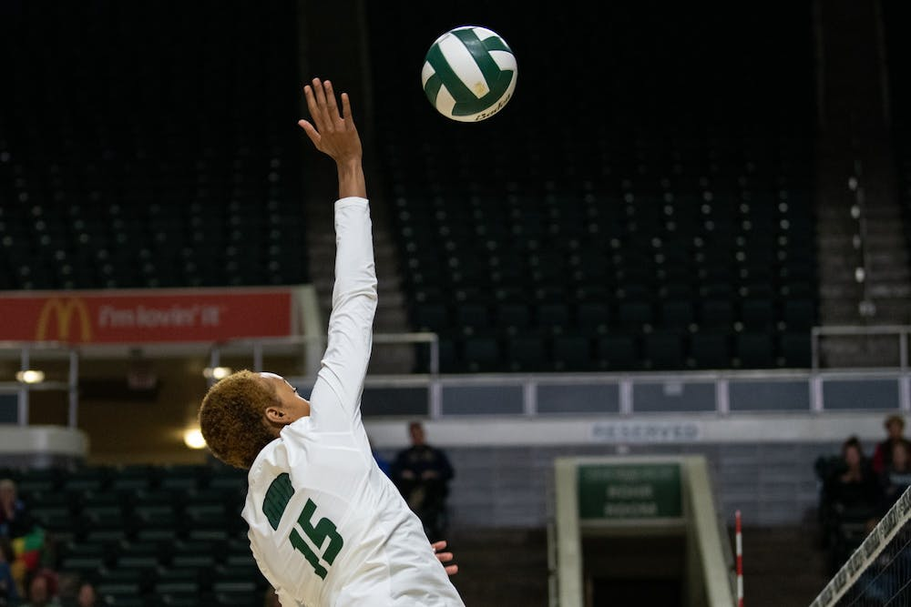 Volleyball: Three players named to All-MAC team, Jimerson wins Player of the Year