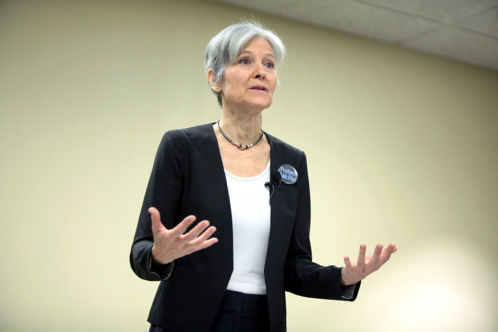 Local socialist organization sees Jill Stein as best alternative to status quo