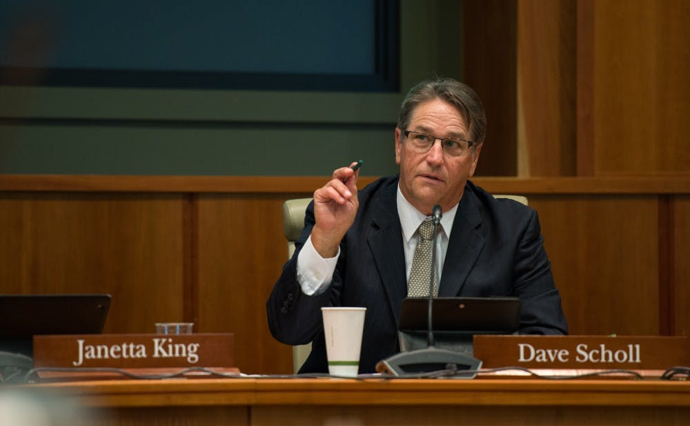 Ohio University Board of Trustees discuss textbooks, enrollment decrease and construction